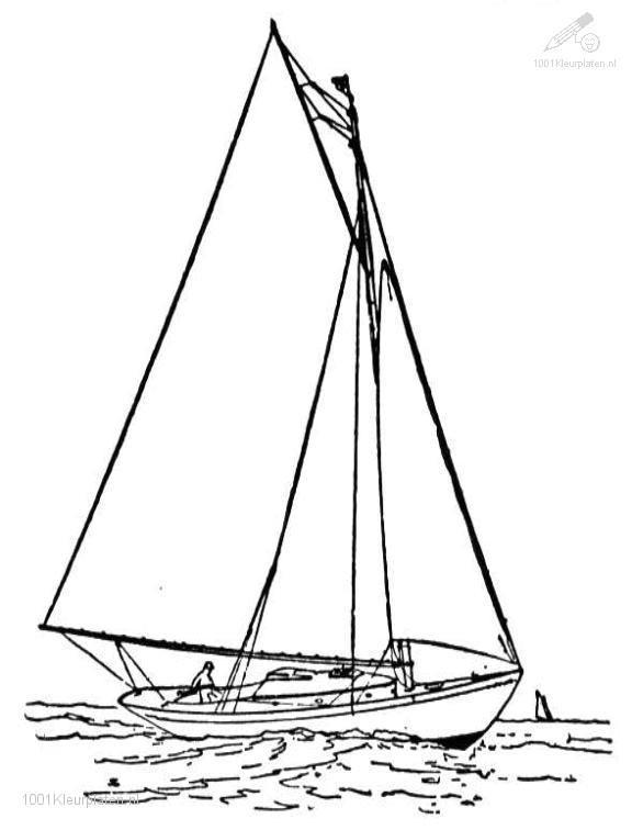 Coloringpage: boat-coloring-page-5