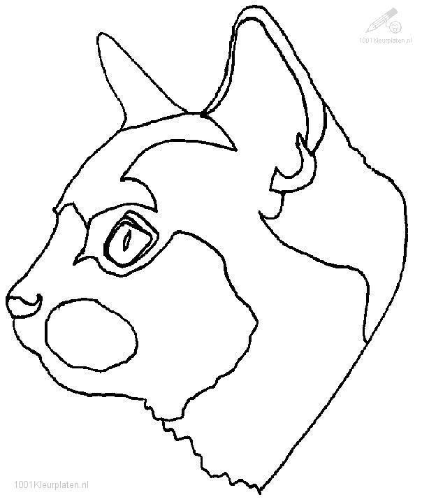 Coloringpage: cat-coloring-page-1