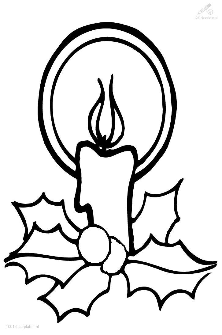 Coloringpage: christmas-candle-coloring-page-6