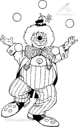 Coloringpage: clown-coloring-page-5
