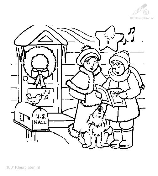 coloring pages chorus - photo#16