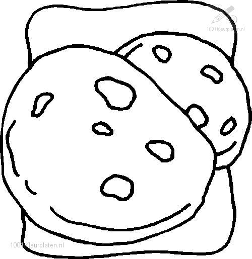 Free Coloring Pages Of Christmas Cookie Monster Cookie Colouring Pages