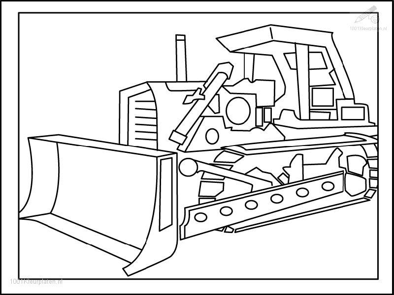 digger s coloring pages - photo#29