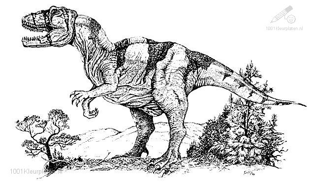 Coloring Pages Of Prehistoric Animals : Free coloring pages of prehistoric animals