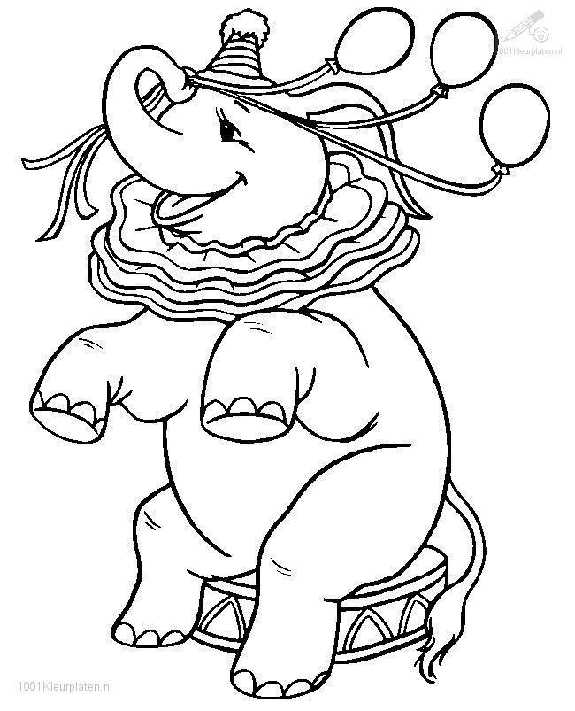 Coloringpage: elephant-coloring-page-3