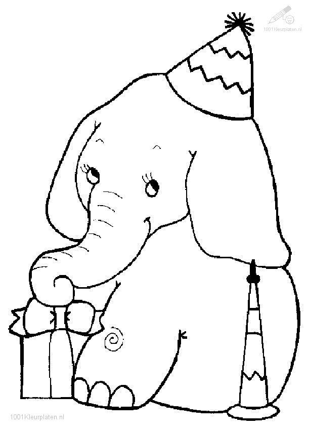 Coloringpage: elephant-coloring-page-9