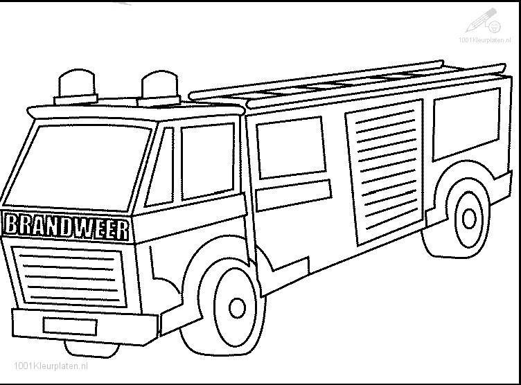 Fire department coloring pages coloring pages for Fire station coloring page