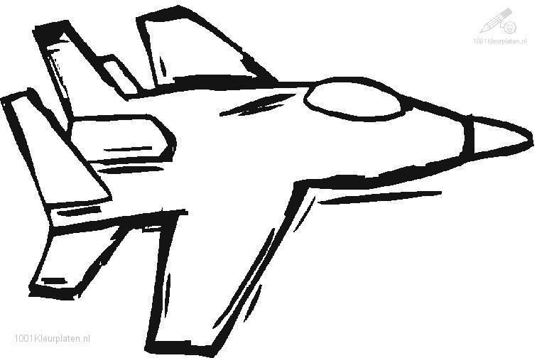 Jet Coloring Page The Jet Plane Coloring Pages