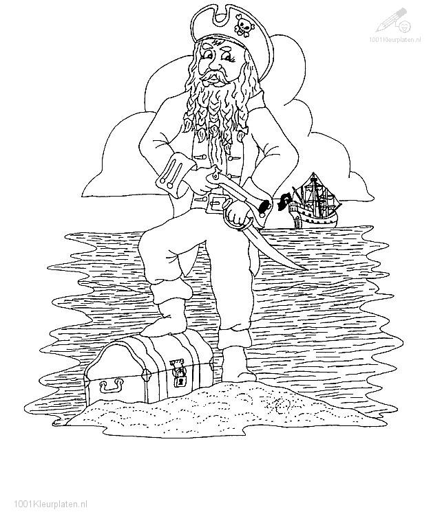 Coloringpage: pirate-coloring-page-3