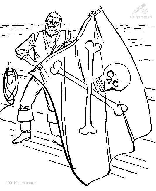 Coloringpage: pirate-coloring-page-9
