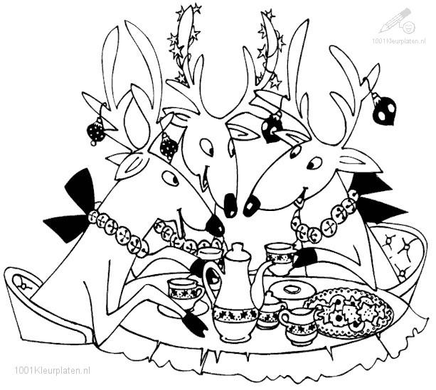 Coloringpage: rudolph-the-red-nosed-reindeer-coloring-pages-9