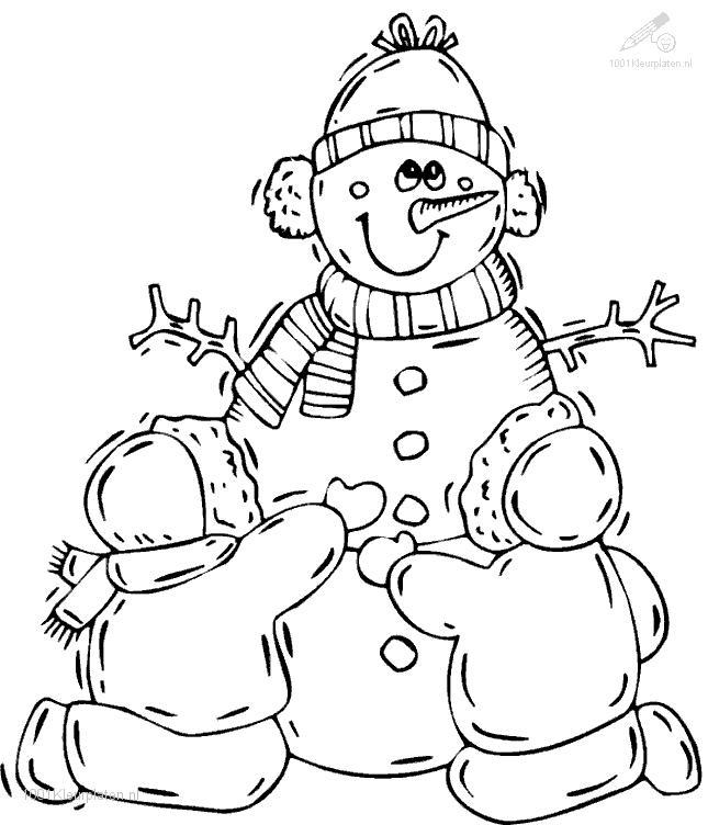 Coloringpage: snowman-coloring-pages-26