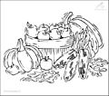Autumn Coloring Page>> Autumn Coloring Page