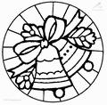 Christmas Bells Coloring Page >> Christmas Bells Coloring Page