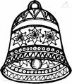Christmas Bells Coloring Page>> Christmas Bells Coloring Page