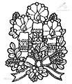 Coloring Page Christmas Candle >> Coloring Page Christmas Candle
