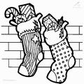 Coloring Page Christmas Sock>> Coloring Page Christmas Sock