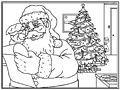 Coloring Page Santa Claus>> Coloring Page Santa Claus