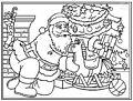 Coloring Page Santa Claus >> Coloring Page Santa Claus