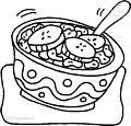 Coloring Page Soup>> Coloring Page Soup