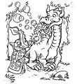 Dragon Coloring Page>> Dragon Coloring Page