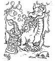 Dragon Coloring Page>> Dragon Coloring Page