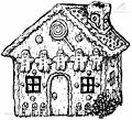 Hansel and Gretel Coloring Page>> Hansel and Gretel Coloring Page