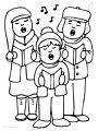 Singing Christmas Chorus >> Singing Christmas Chorus under the tree