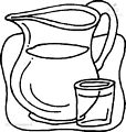 Water Coloring Page>> Coloring Page Water